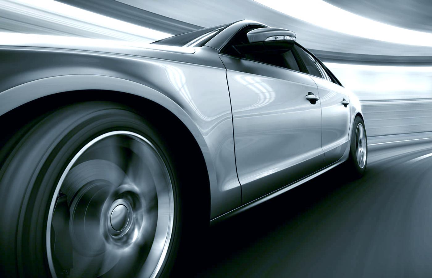Zahnräder für die Automobilindustrie
